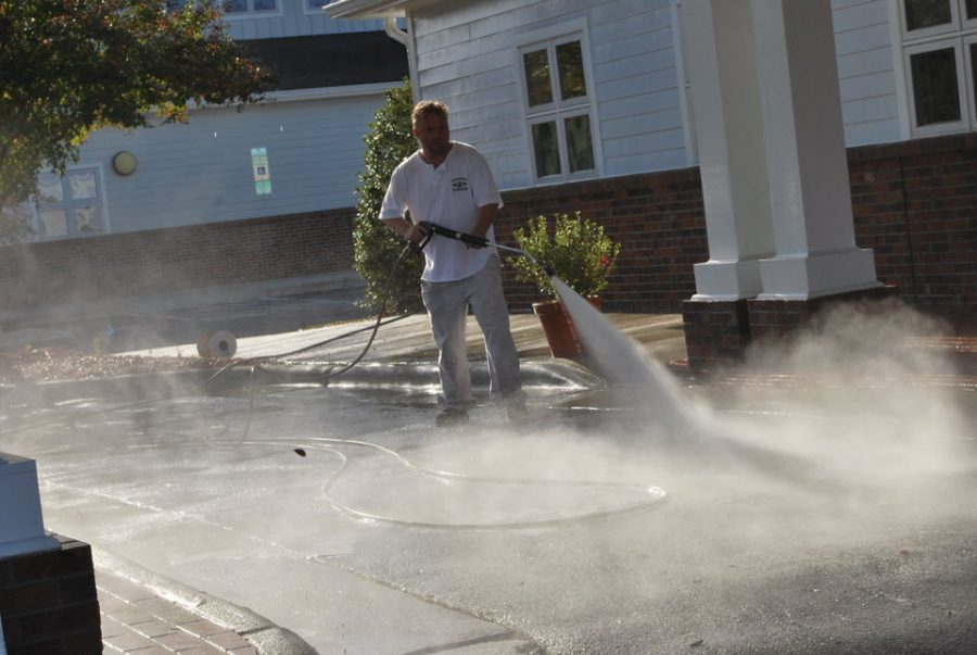 pressure washing company near me